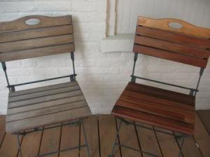 Taking My Deck Furniture From Drab to Fab!
