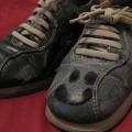 I love my dusty shoes.