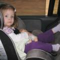 Rear Facing in Car Seat at 2 Years & 4 Months Old