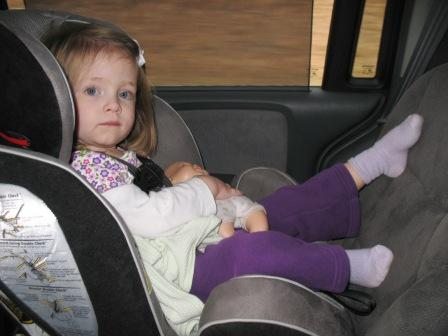 When Should A Child Face Forward In Car Seat