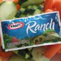 My Extra Ranch Salad Dressing Packet