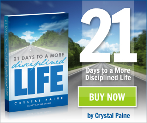 Winners of 21 Days to a More Disciplined Life
