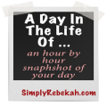 """A Day In The Life Of..."""