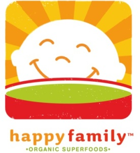Happy Family Baby Food {giveaway}