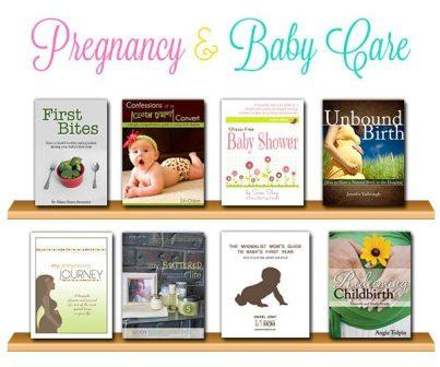 pregnancy & baby care ebooks