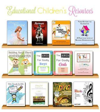 homeschooling ebooks