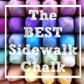 This is our family's favorite sidewalk chalk by far! Once you buy this, you'll never want to buy a different kind again. And it is less than $5!