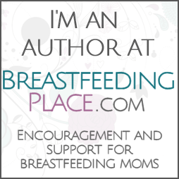 Thank You for Breastfeeding in Public