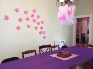 Easy Butterfly Birthday Party Decorations