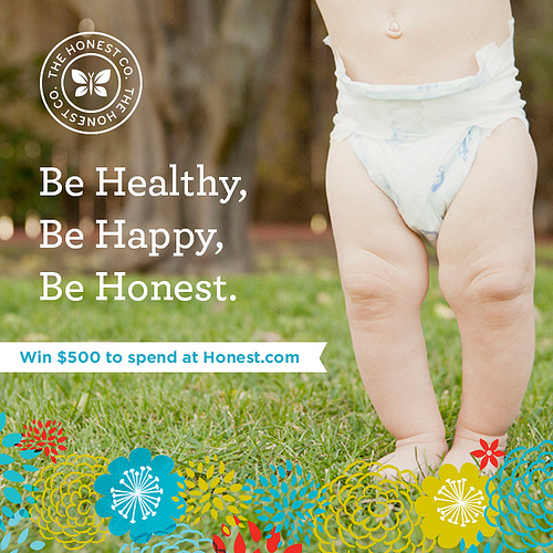The Honest Company Giveaway