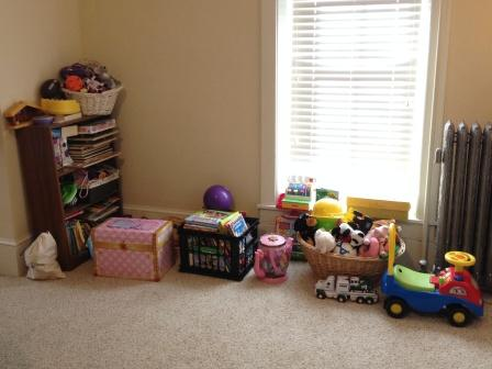 Toy Rotation: Before