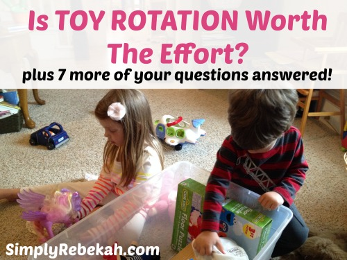 Is Toy Rotation Worth The Effort? Plus 7 More Questions Answered!