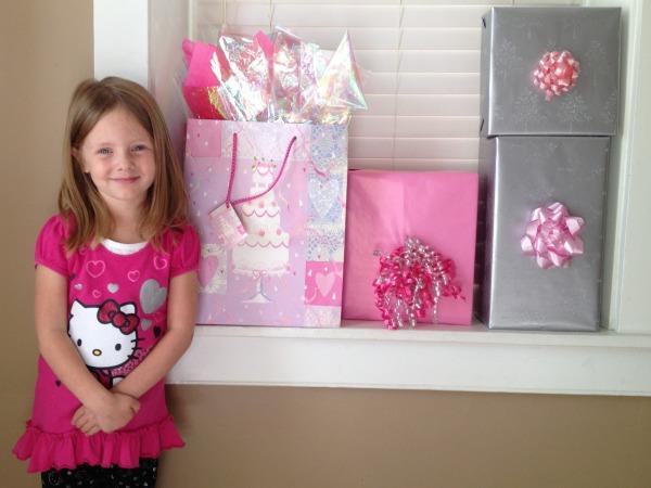 Grace's 5th Birthday