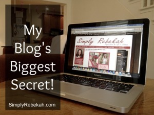 My Blog's Biggest Secret