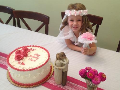 Wedding Birthday Party