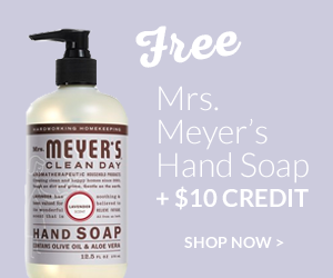 Free Hand Soap from ePantry