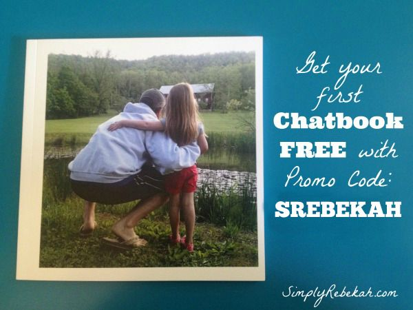 Get your first Chatbook Free with the promo code and enjoy your Instagram pictures in this adorable photo book!