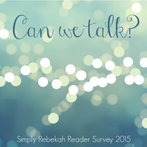 Reader Survey Results – Do you agree?