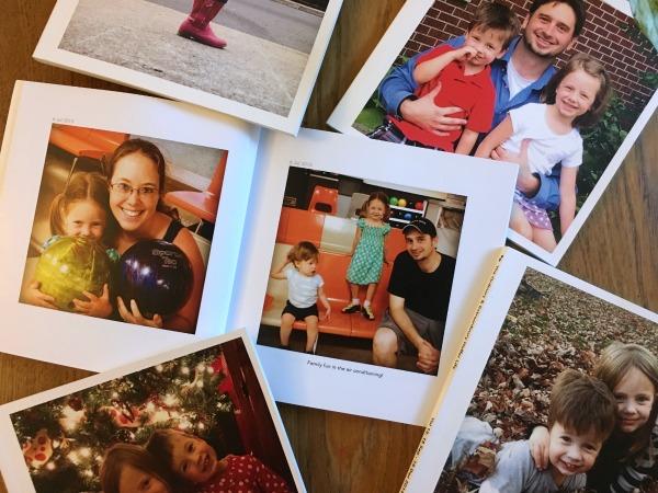 Chatbooks photo books