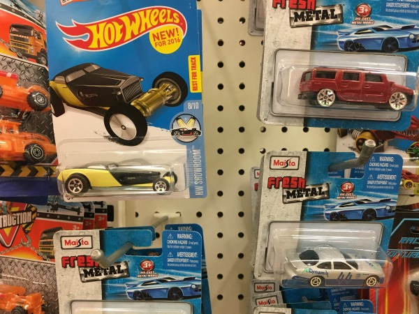 Dollar Tree Cars