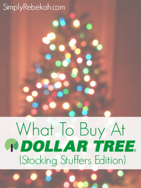 From toddlers to teens, here are 10 great stocking stuffer ideas for only $1 each!