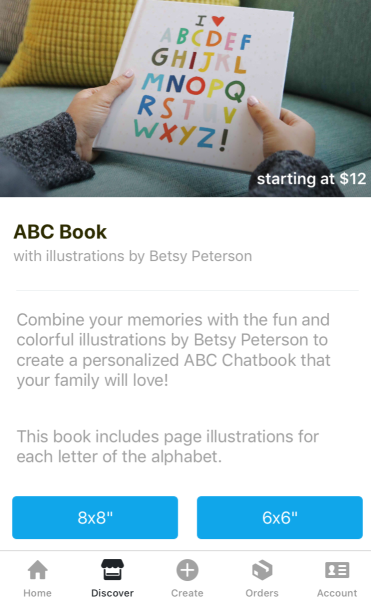 How to Make a Personalized ABC Photo Book with Chatbooks