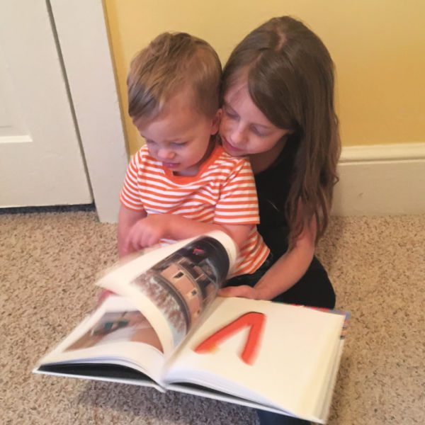 Personalized ABC Photo Book
