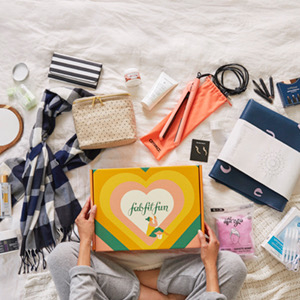 50% off FabFitFun Box – Frugal Gift Idea!