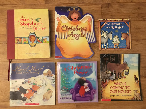 Best Nativity Picture Books for Kids