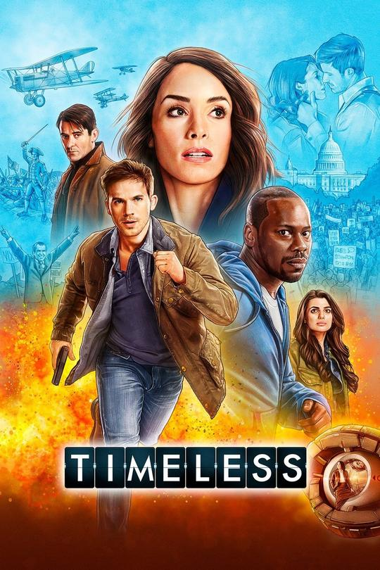 Hulu Favorites - Timeless